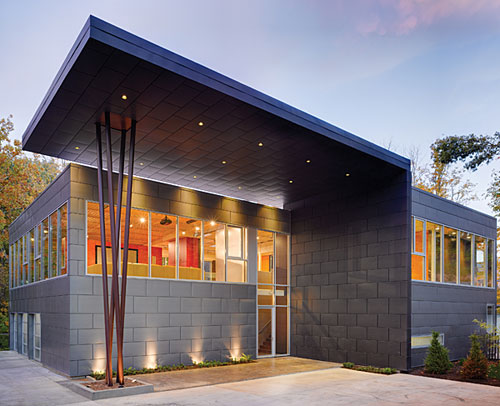 metal cladding home heron vancouver bc improvement remodeling