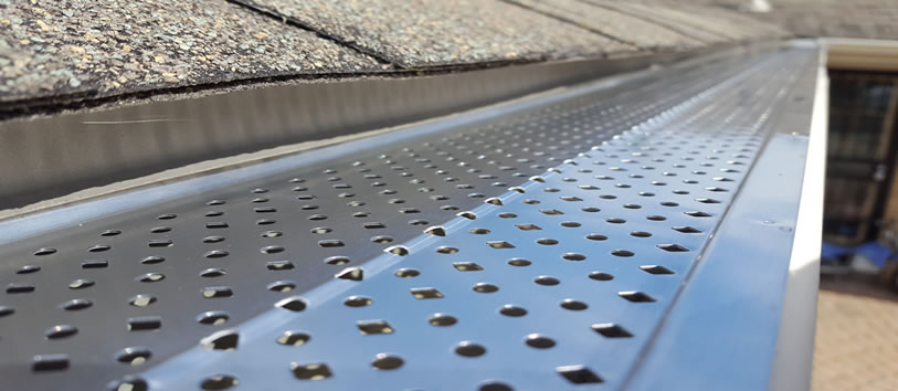 Gutter-Guard-Covers leaf